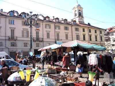 Marcato Delle Pulci Market Florence, Italy