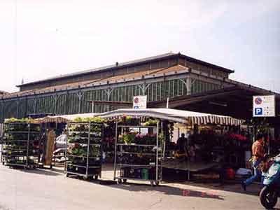 Sant'Ambrogio Market Florence, Italy