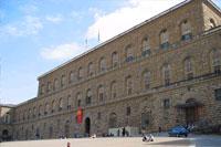 Piazza Pitti Palace